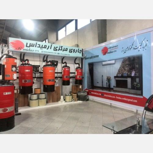 نمایشگاه بین المللی تبریز –  اردیبهشت ۱۳۹۵
