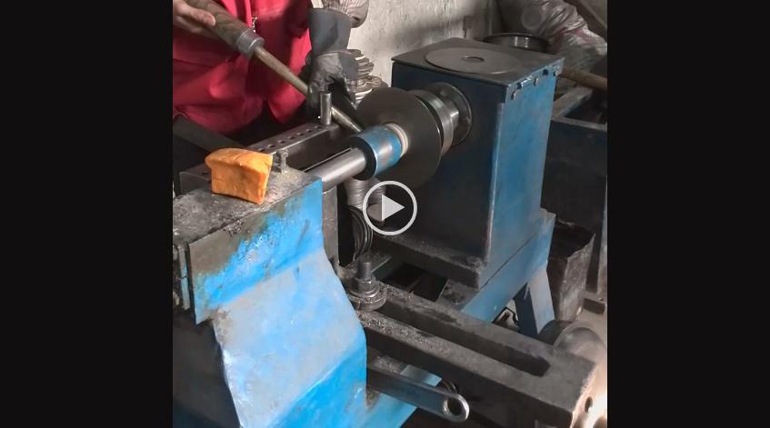 ویدیو مراحل تولید جارومرکزی ۲
