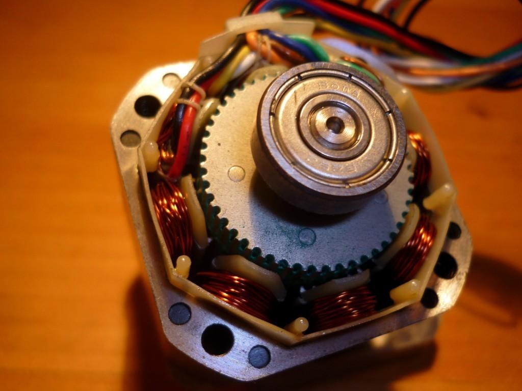Stepper motor چیست؟